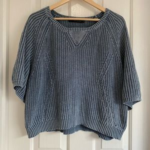 Calvin Klein CK oversized sweater jumper size XS